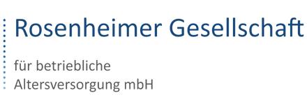 Rosenheimer Gesellschaft für betriebliche Altersversorgung mbH